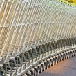 Shopping carts — Stock Photo #36070323
