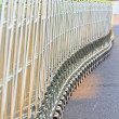 Shopping carts — Stock Photo #36070389