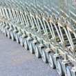 Shopping carts — Stock Photo #36070461