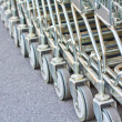 Shopping carts — Stock Photo #36070741
