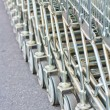 Shopping carts — Stock Photo #36070783