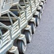 Shopping carts — Stock Photo #36071121