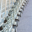 Shopping carts — Stock Photo #36071515
