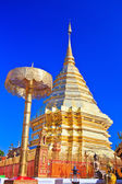 Temple Chiang Mai — Stock Photo