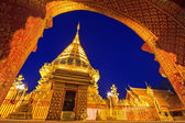 Temple Chiang Mai — Stock Photo