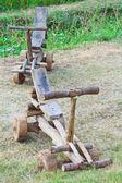 Auto in legno — Foto Stock