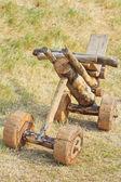 木製の車 — ストック写真