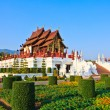 Luang temple northern thailand — Stock Photo