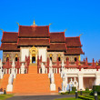 Luang temple northern thailand — Stock Photo #36480121