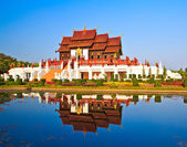 Luang templet norra thailand — Stockfoto