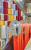 Dyeing machine — Stock Photo