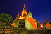 Buddha old Temple — Foto Stock