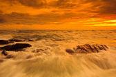 Rockson sea — Stock Photo