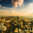 Bangkok cityscape — Stock Photo