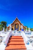 Wat Phra Sing temple — Stock Photo