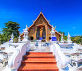 Wat Phra Sing temple — Stock fotografie