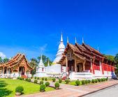 Wat Phra Sing temple — ストック写真