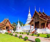 Wat Phra Sing temple — Foto Stock