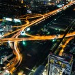 Stockfoto: Traffic at twilight period