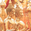 Golden Buddhin Temple — Stock Photo #37169987