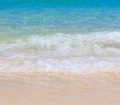 Vlna v andamanském moři — Stock fotografie