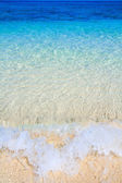 Golf in de andamanzee — Stockfoto