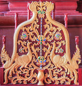 Carving thaise definitie — Stockfoto