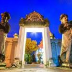 Wat Pho temple — Stock Photo #37193097