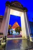 Tempio di wat pho — Foto Stock