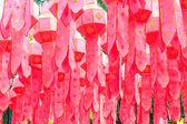 Lanna lantern — Stock Photo