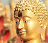 Faccia buddha — Foto Stock