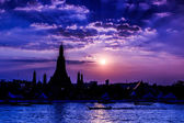 Wat Arun Temple — Stock Photo