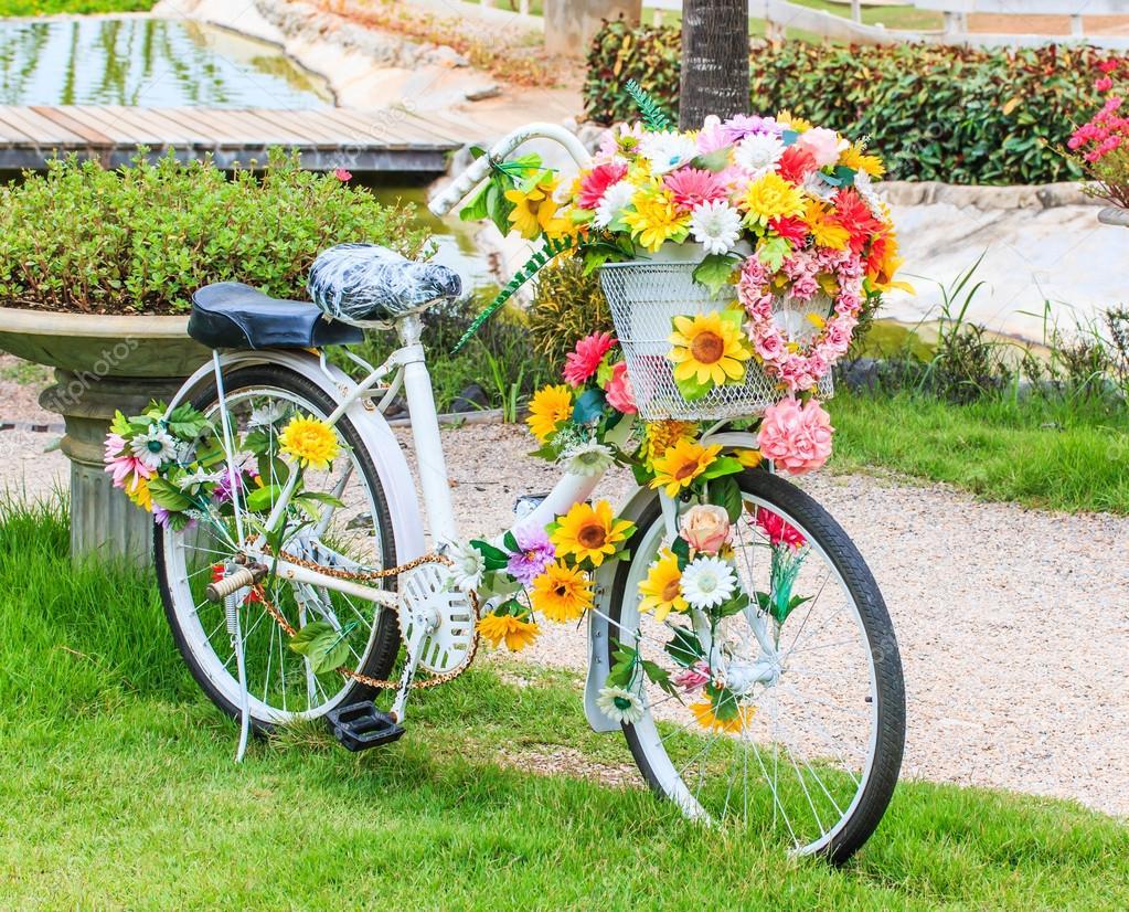 Как оформить велосипед