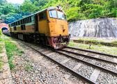 Tutnnel Railway — Stock Photo