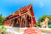 Chrám Wat — Stock fotografie