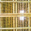 Roof from bamboo and straw — Stock Photo #37298991