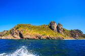 Island in the Andaman Sea — Stock Photo