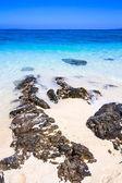 Rocas de la playa — Foto de Stock