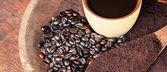 Traditional coffee Original coffee at Doi Inthanon National par — Stok fotoğraf