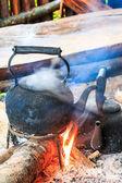 традиционный кофе — Стоковое фото