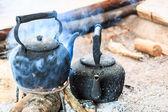 Traditional coffee — Stock Photo