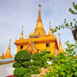 Golden pagoda — Stock Photo