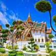 Royal grand palace — Stock Photo #37550011