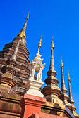 Buddhist temple — Stock Photo