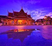 Wat Ratchanadda Temple — Stock Photo