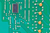 Electronic circuit board — Stockfoto