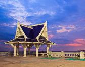 Pavilion near the seaside — Stock Photo