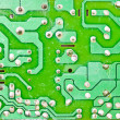 Stock Photo: Electronic printed circuit board