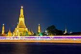 Wat Arun Temple in Bangkok — Stock Photo