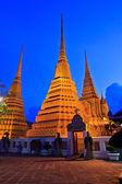 Wat Pho in Bangkok — Stock Photo
